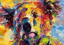 Living with Koalas artist Jos Coufreur