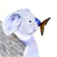 Living with Koalas artist Nicole GRIMM-HEWITT