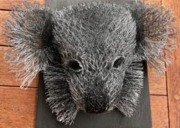 100 artworks for a koala - Lovatt ivan