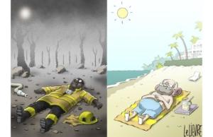 Living with Koalas artist - Glen Le Lievre