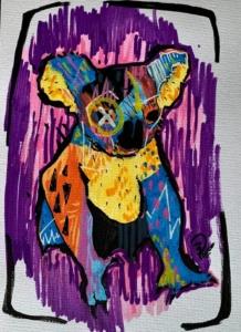 Living with Koalas 100 artworks