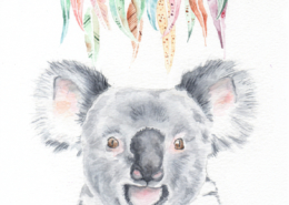 Living with Koalas - Ruby and may