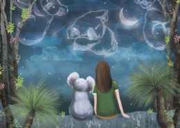 Living with Koalas - Lilly Perrott