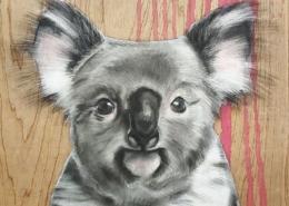 Living with Koalas artist - Karen Bloomfield