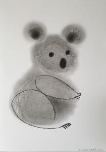 Living with Koalas artist Jennifer Baird