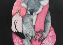 Living with Koalas artist - Ronelle Reid