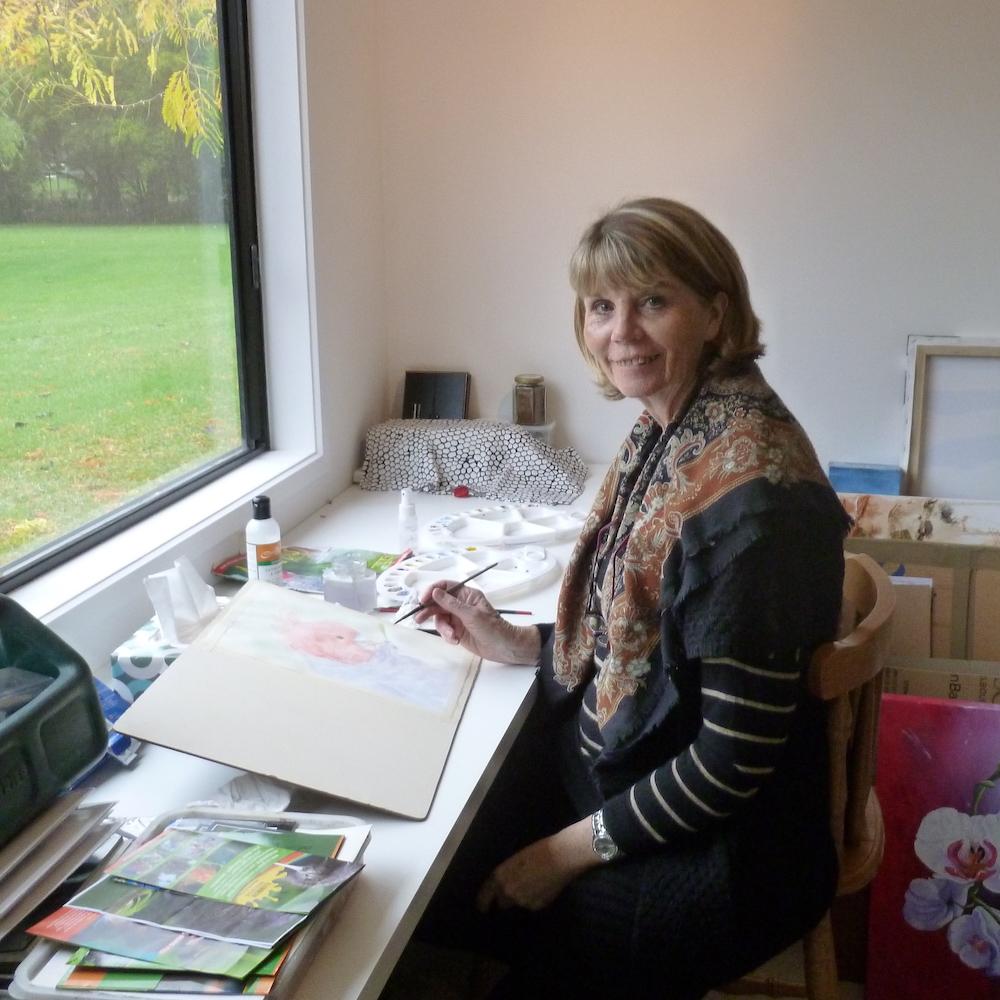 Living with Koalas artist - Denise Smith