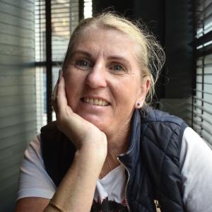 Living with Koalas artist - Kerrie Anne RAWSON