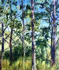 Living with Koalas artist- Natasha Ruschka