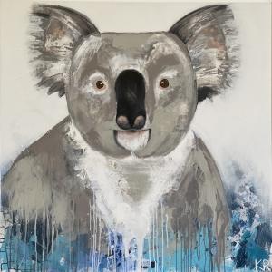 Kathleen RHEE - Living with Koalas artist