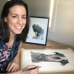 Living with Koalas artist Kyle SHEAHON